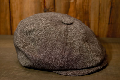 "SIBROxGENT-X ""Nelson"" Casquette, Chambray"