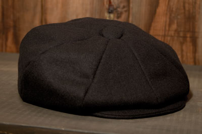 "SIBROxGENT-X ""Nelson"" Casquette, Wool"