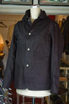 GENT-X & SIBRO Overall Jacket