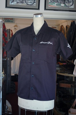 Open Collar WORK SHIRTS