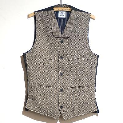 Railroad Special Vest 正面画像