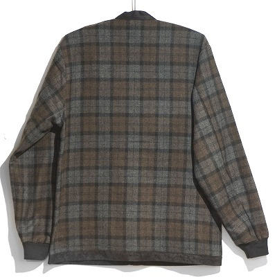 Wool Shirt Cardigan 商品写真