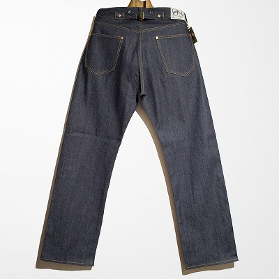 "Denim Pants ""&Beat Generation"""