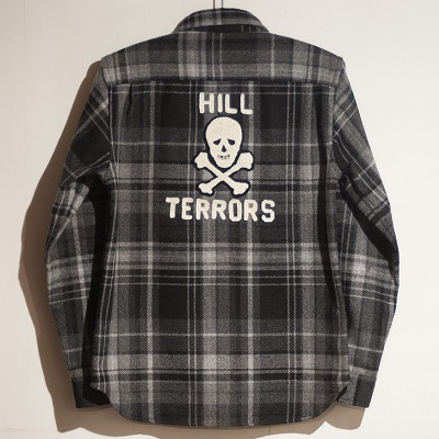 WInter B.D. Shirts HILL TERRORS