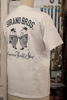 S/S T-shirts Mr.T & Mr.Y WH