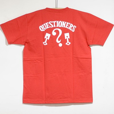 S/S T-shirts QUESTIONERS RD