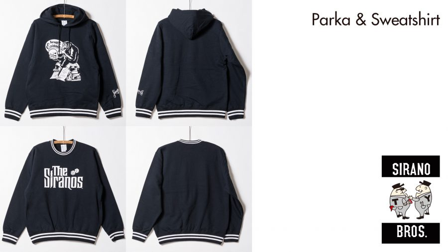 PulloverParka & Sweatshirts